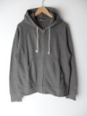 GOHEMP/BASIC ZIP UP PARKA