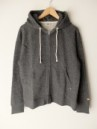 GOHEMP/ZIP UP PARKA