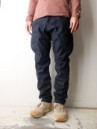 GOHEMP/VNDER TAPERED SLIM PANTS