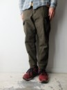 GOHEMP/CRIMATE RIB PANTS