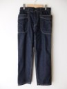 GOHEMP/VENDOR BASIC PANTS DENIM