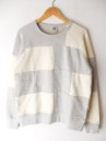 GOHEMP/CREW PK SWEAT PW