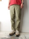GOHEMP/HARVESTER PANTS バックサテン