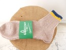 GOHEMP/HEMP SLUB 2LINE QUARTER SOCKS