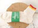 HEMP SLUB 2LINE QUARTER SOCKS