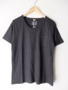 GOHEMP/LOOSE NECK TEE