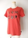 GOHEMP/PACIFIC RING WOMAN S/SL TEE
