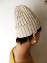 GOHEMP/RIB WATCH CAP