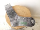 GOHEMP/HEMP SPLASH PATTERN CREW SOCKS