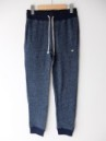 GOHEMP/BASIC SWEAT PANTS INDIGO