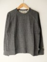 GOHEMP/CREW PK SWEAT