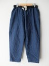 GOHEMP/GOOD DAY PANTS SASHIKO