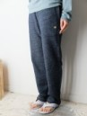 GOHEMP/EASY SWEAT PANTS INDIGO