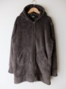 LONG PARKA FLEECE