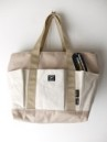 GOHEMP/ASAGARA 2WAY TOTE BAG