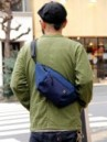 GOHEMP/ASAGARA SHOULDER BAG