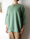 GOHEMP/BIG SWEAT CREW