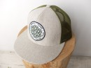 SYNBOL OF HEMP MESH CAP