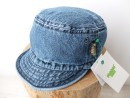 HALF CAP DENIM