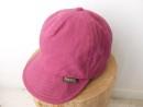 HEMP CAP FLAT レザーベルト
