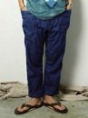 VENDOR CHILL PANTS SLUB NEP 8oz