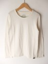 WOMAN L/SL TEE WOOL