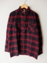 HEMP FLANNEL CHECK SHIRTS
