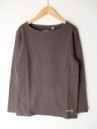 BOAT NECK WOMAN LIGHT SWEAT