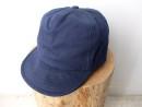 PHAT CAP TWILL レザーベルト