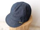 HEMP CAP DENIM レザーベルト