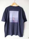 YOAKE & MOON  CHILL WIDE TEE